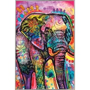Frame USA 'Elephant' by Dean Russo Framed Graphic Art Print, Poster