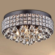 JoJoSpring Jolie 4-Light Flush Mount