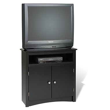 Latitude Run Wanda Tall Corner TV Stand