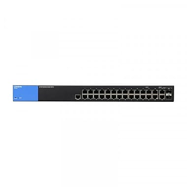 Linksys 28-Port Managed Business Gigabit Switch (LGS528)