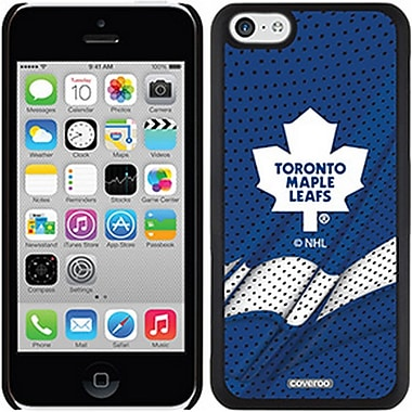 NHL Toronto Maple Leafs Cell Phone Fitted Case for Apple iPhone 5C, Blue Home (NHL-TS-IP5-TMLH)