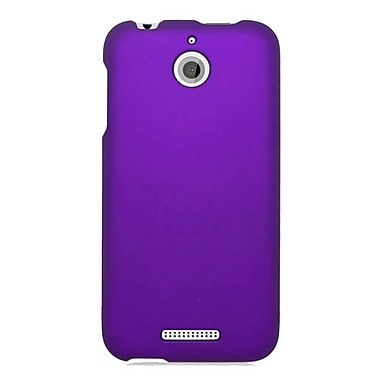 Zanko Cell Phone Fitted Case for HTC Desire 510, Purple (ZKH-HD510-PR)