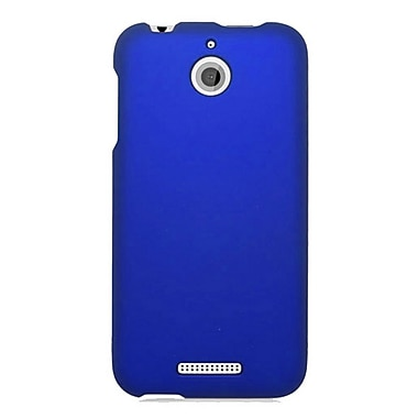 Zanko Cell Phone Fitted Case for HTC Desire 510, Dark Blue (ZKH-HD510-DB)
