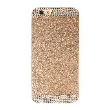Zanko Shimmering Cell Phone Fitted Case for Apple iPhone 6/6S, Gold (ZKH-RS-IP6-GD)