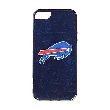 Skin-It - Étui ajusté pour iPhone 5/5S, Bills de Buffalo, bleu marine (SI-LN-I5-NFL-BB)