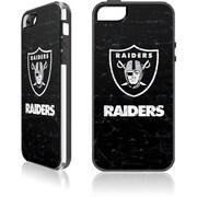 Skin-It - Étui ajusté pour iPhone 5/5S, Raiders d'Oakland, noir (SI-LN-I5-NFL-OR)