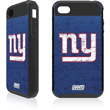 Skin-It - Étui ajusté Cargo pour iPhone 4/4S, Giants de New York, noir (SI-IP4-NFL-NYG)