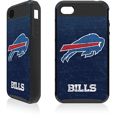 Skin-It - Étui ajusté Cargo pour iPhone 4/4S, Bills de Buffalo, noir (SI-IP4-NFL-BB)