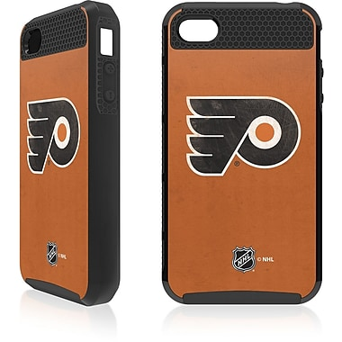 Skin-It - Étui ajusté Cargo pour iPhone 4/4S, Flyers de Philadelphie, noir (SI-CG-I4-NHL-PF)