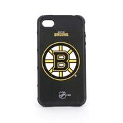 Skin-It - Étui ajusté Cargo pour iPhone 4/4S, Bruins de Boston, noir (SI-CG-I4-NHL-BB)