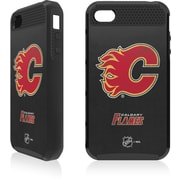 Skin-It - Étui ajusté Cargo pour iPhone 4/4S, Flames de Calgary, noir (SI-CG-I4-NHL-CF)