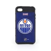 Skin-It - Étui ajusté Cargo pour iPhone 4/4S, Oilers d'Edmonton, noir (SI-CG-I4-NHL-EO)