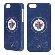 Skin-It - Étui ajusté pour iPhone 5/5S, Jets de Winnipeg, bleu marine (SI-LN-I5-NHL-WJ)