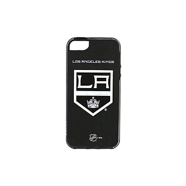 Skin-It Los Angeles Kings Cell Phone Fitted Case for Apple iPhone 5/5S, Black (SI-IP5-NHL-LAK)