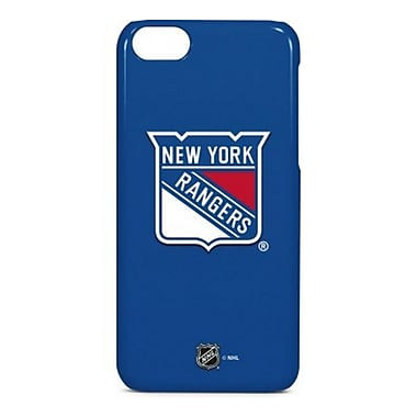Skin-It New York Rangers Cell Phone Fitted Case for Apple iPhone 5/5S, Black (SI-IP5-NHL-NYR)