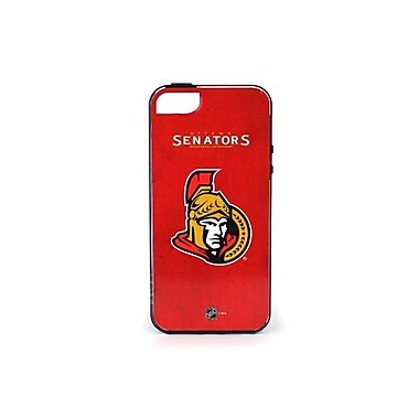 Skin-It Ottawa Senators Cell Phone Fitted Case for Apple iPhone 5/5S, Red (SI-LN-I5-NHL-OS)
