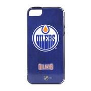 Skin-It - Étui ajusté pour iPhone 5/5S, Oilers d'Edmonton, bleu (SI-LN-I5-NHL-EO)