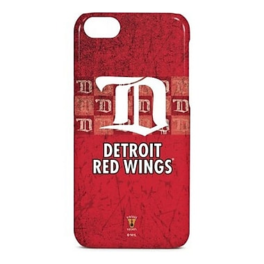 Skin-It Detroit Red Wings Cell Phone Fitted Case for Apple iPhone 5/5S, Red (SI-IP5-NHL-DRW)