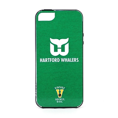 Skin-It Hartford Whalers Cell Phone Fitted Case for Apple iPhone 5/5S, Green (SI-LN-IP5-VT-HW)