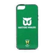 Skin-It - Étui ajusté pour iPhone 5/5S, Whalers de Hartford, vert (SI-LN-IP5-VT-HW)