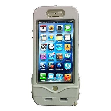 driSuit – Étui ajusté étanche Guardian pour téléphone cellulaire Apple iPhone 5, blanc (DS-IP5-WH)