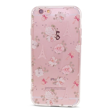 Zanko Cell Phone Fitted Case for Apple iPhone 6/6S, Parisian Bouquet (ZKT-IP6-FLR-PBQ)
