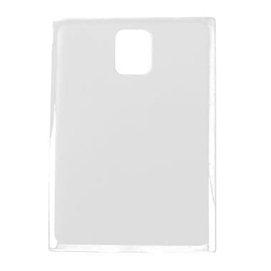 Zanko TPU Cell Phone Fitted Case for BlackBerry Passport, Clear (ZKT-BBPP-CL)