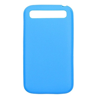 Zanko TPU Cell Phone Fitted Case for BlackBerry Classic, Blue (ZKT-BBC-BL)