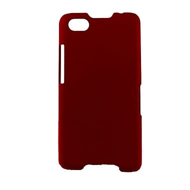 Zanko Cell Phone Fitted Case for BlackBerry Z30, Red (ZKH-BBZ30-RD)