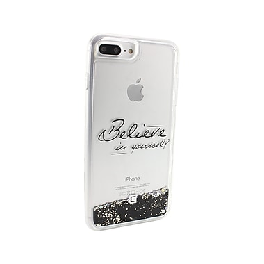 Caseco Glitter Cell Phone Fitted Case for Apple iPhone 6S/7 Plus