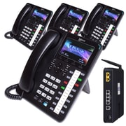 XBlue X25 Bundle with 4 X4040 IP Phones (X2544)