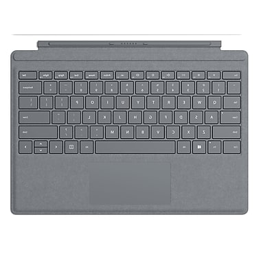 Microsoft Surface Pro Signature Type Cover, English, Platinum (FFP-00001)