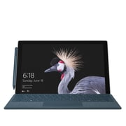 "Microsoft Surface Pro FJZ-00001 12.3"" PixelSense Tablet, Intel Core i7, 256 GB SSD, 8 GB RAM, Windows 10 Pro"