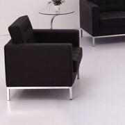 Latitude Run Brennen Leather Lounge Chair