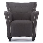 Latitude Run Lower Vobster Contemporary French Accent Arm Chair