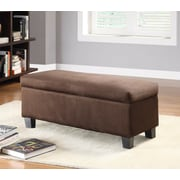 Latitude Run Lola New Fabric Bedroom Storage Bedroom Bench