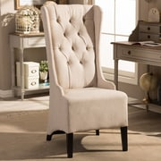 Alcott Hill Colegrove Skirted Wingback Chair
