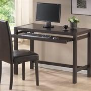 Latitude Run Calla Computer Desk and Parson Chair Set