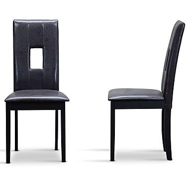 Latitude Run Calla Parsons Chair (Set of 2)