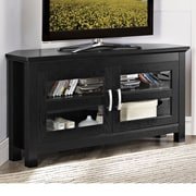 Latitude Run Jackson Wood Corner TV Stand