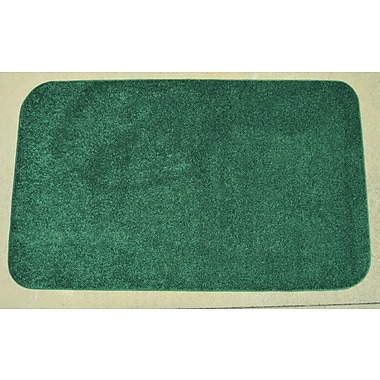 Latitude Run Makenna Polo Green Area Rug; 4' x 6'