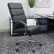 Latitude Run Margaret Executive Chair; Black