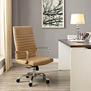 Latitude Run Druitt Desk Chair; Tan