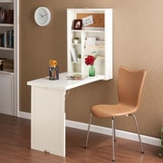 Latitude Run Turrella Wall-Mounted Floating Desk