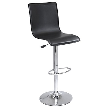 Latitude Run Clayton Adjustable Height Swivel Bar Stool