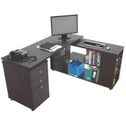 Latitude Run Toby L-Shape Computer Desk