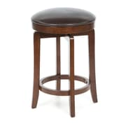 Latitude Run Bruzovice 25'' Swivel Bar Stool