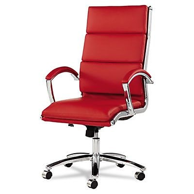 Red Office Chairs Staples