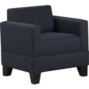 Latitude Run Bond Arm Chair; Graphite