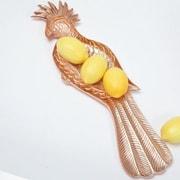 8 Oak Lane Cockatoo Bird Platter